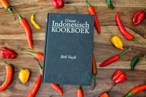 Groots Indonesisch kookboek