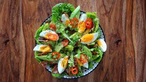Jalapeno Avocado Salade